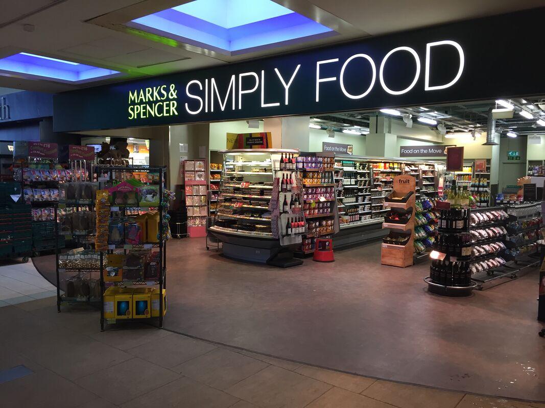 Moto M S Simply Food