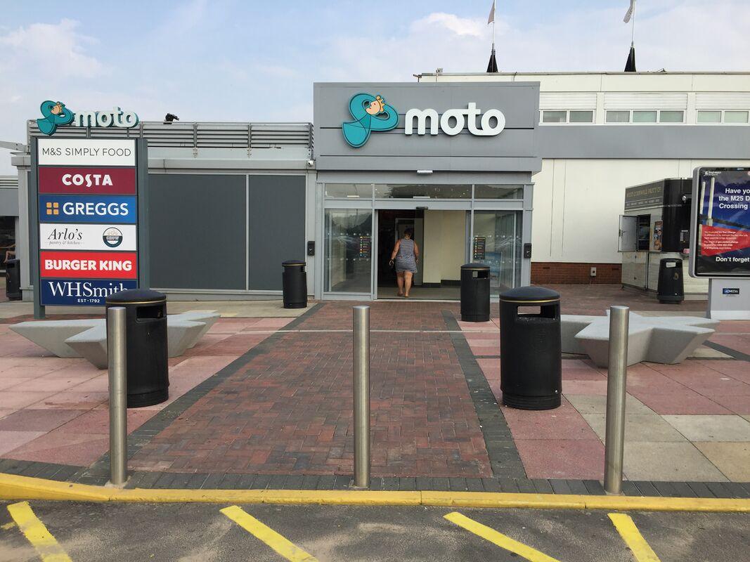 Charging Station Map >> Toddington services - Motorway Services, Toddington