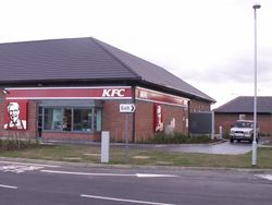 KFC - Motorway Services, KFC | service station info