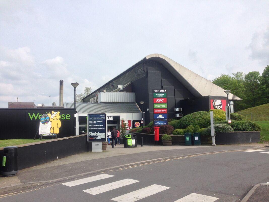 Charging Station Map >> Membury services - Motorway Services, Membury | service station info