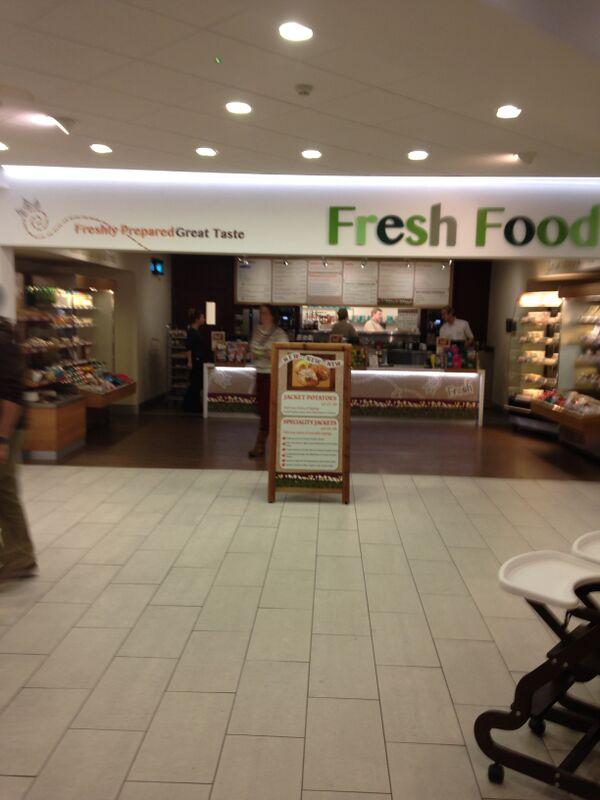 fresh food caf motorway services online fresh food. Black Bedroom Furniture Sets. Home Design Ideas